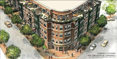 Arlington Real Estate, Christopher Companies, MacArthur Development, Lee Highway
