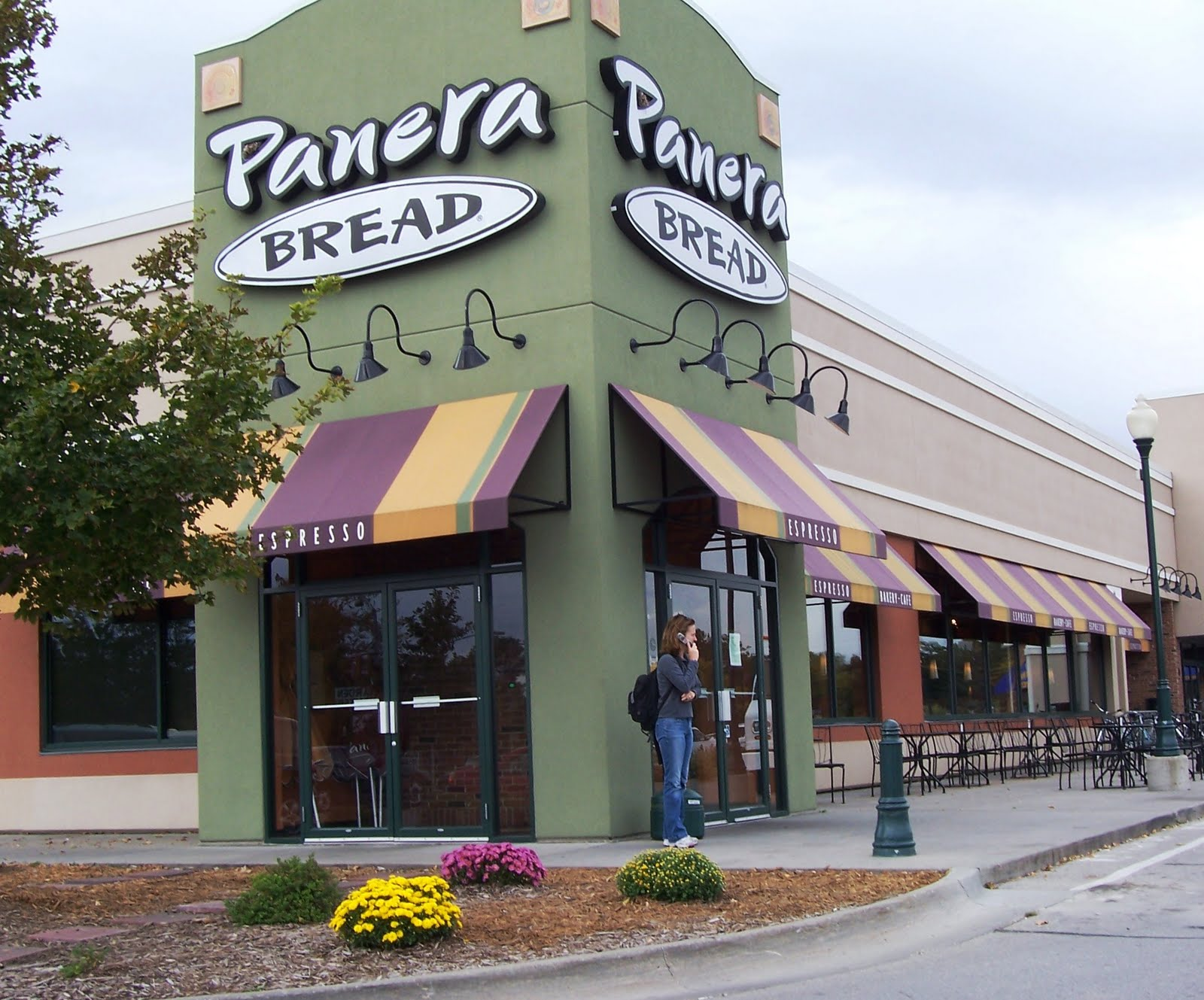 SUPER FOODS: Panera Bread Locations