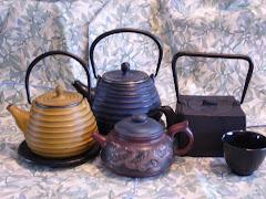 Le bonheur se cuisine...et le thé rend heureux!