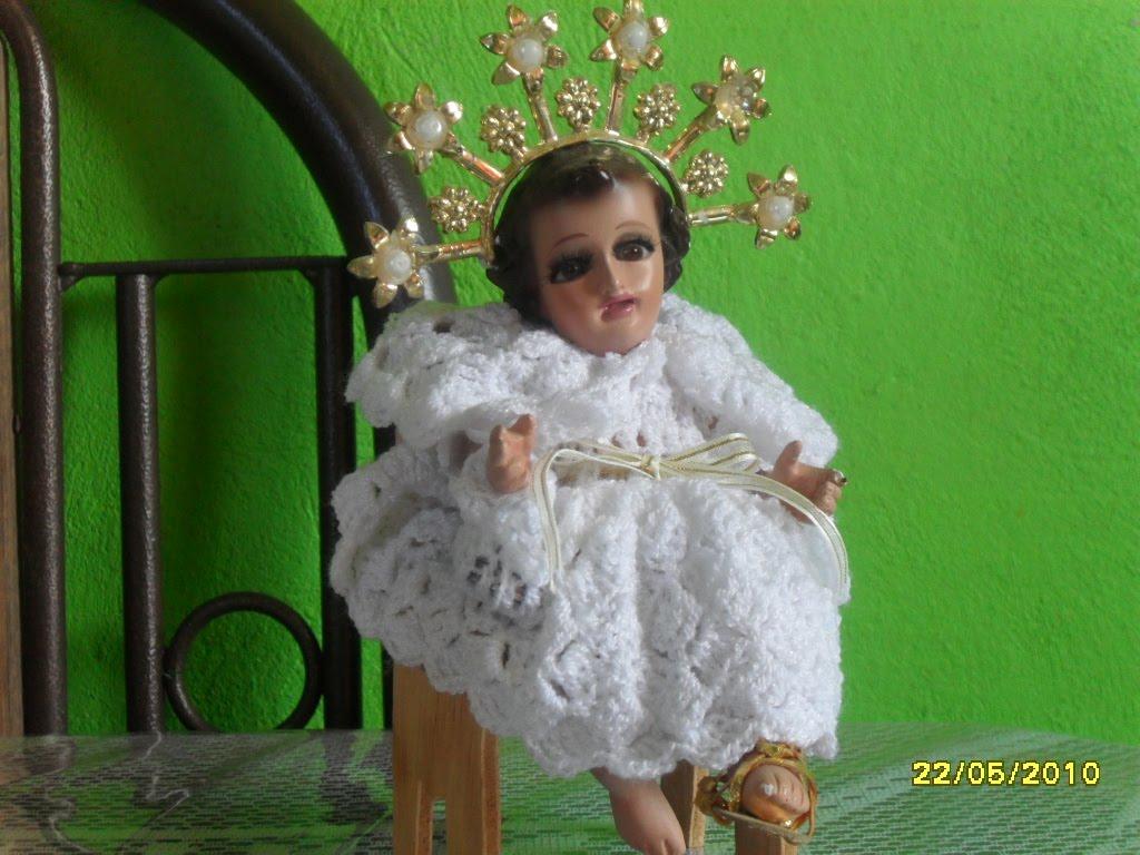 De Dios Nino Como Hacer Vestiditos