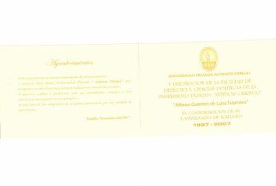 Amigos V Promocion La Tarjeta De Invitacion Para El