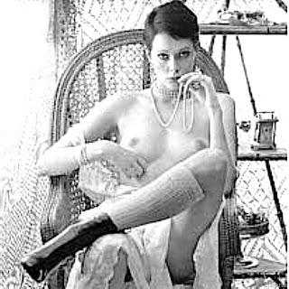 Sylvia Kristel: dal film erotico al libro autobiografico.
