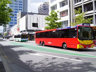 クライストチャーチ red bus