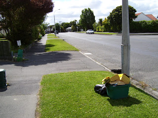 ニュージーランドのごみ事情