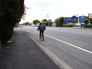 ニュージーランドで自転車に乗るということ
