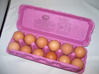 ニュージーランドで卵を食べる