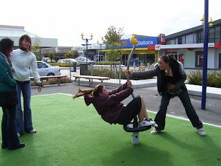 ニュージーランドアクティビティ
