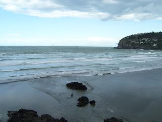ニュージーランドビーチ