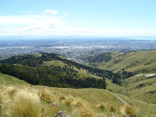 ニュージーランド クライストチャーチ 風景写