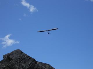 ニュージーランド パラグライダー写真