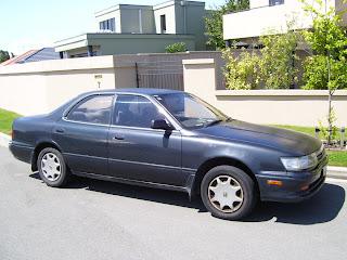 ニュージーランド車写真
