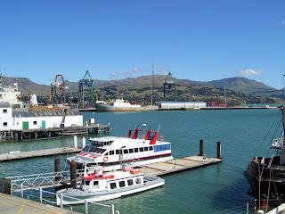 ニュージーランド リトルトン(リトルタン)写真