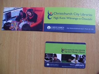 ニュージーランド クライストチャーチ 図書館 写真 画像