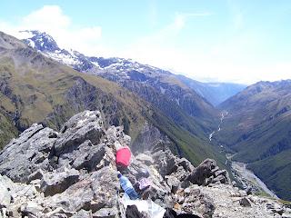ニュージーランド トレッキング アーサーズパス写真 画像