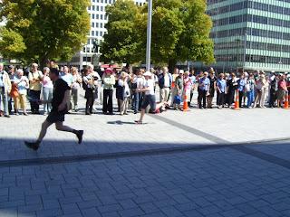 ニュージーランド クライストチャーチ パンケーキ競争 名物 写真 画像 グルメ