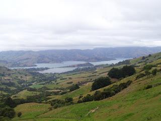 ニュージーランド クライストチャーチ アカロア 写真 画像 観光名所
