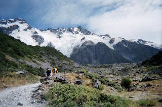 ニュージーランド マウントクック クライストチャーチ 写真 登山 トレッキング 画像