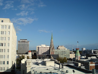 ニュージーランド クライストチャーチ オークランド 市内 風景 写真