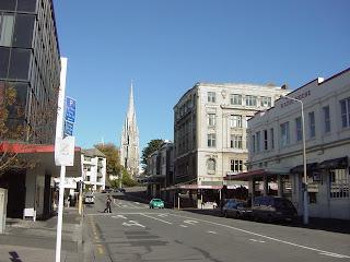 ニュージーランド ダニーデン オークランド 写真 旅行 画像 クライストチャーチ