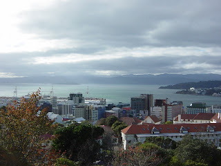ウェリントン市内観光 ニュージーランド オークランド クライストチャーチ 航空券 ホテル 写真 画像