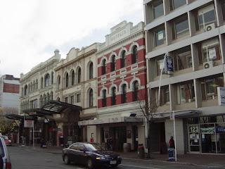 ニュージーランド クライストチャーチ オークランド 写真 風景 画像 地図 航空券 ホテル