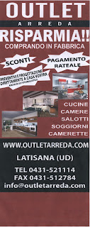 """Stand al centro commerciale """"Il Giulia"""" di Trieste"""