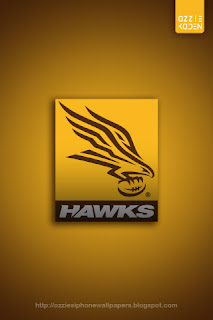 Ozzie 39 s iphone wallpapers afl teams - Hawk iphone wallpaper ...