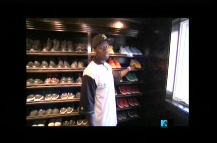 50 Cent On Mtv Cribs
