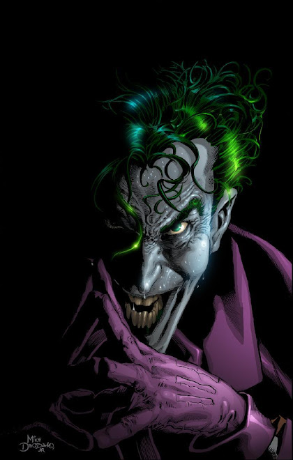 VILLANOS : the joker