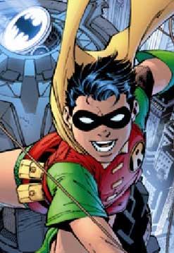 HEROES : ROBIN (DICK GRAYSON)