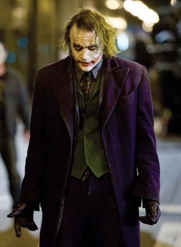 Heath Ledger - el mejor joker