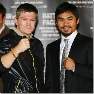 Pacman over Hitman in 2 rounds