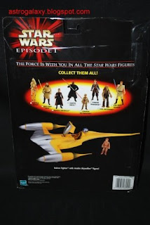 Star Wars KFC Australia Anakin Skywalker Naboo Fighter 1997Taco Bell Pizza Hut