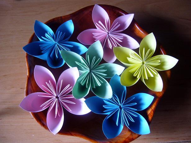Manualidades Flores De Papel