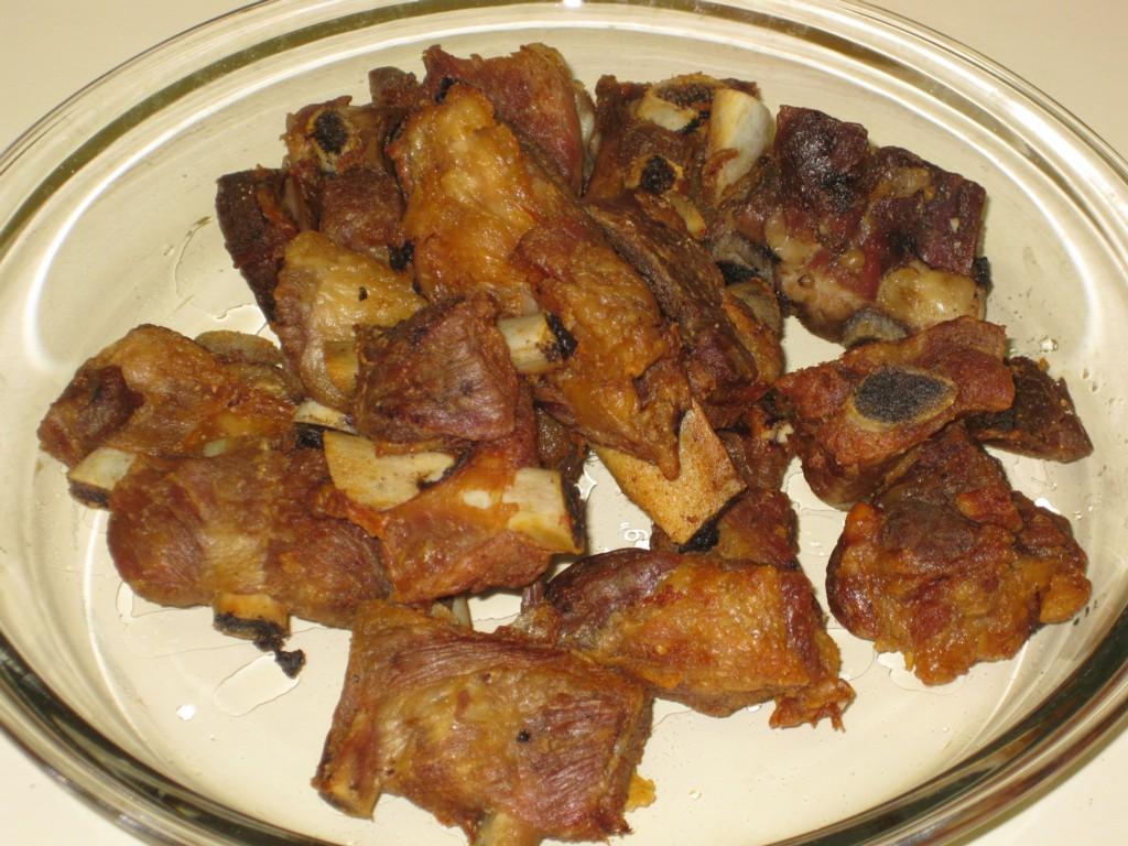 This Is Yummy Pork Ribs Maskipaps