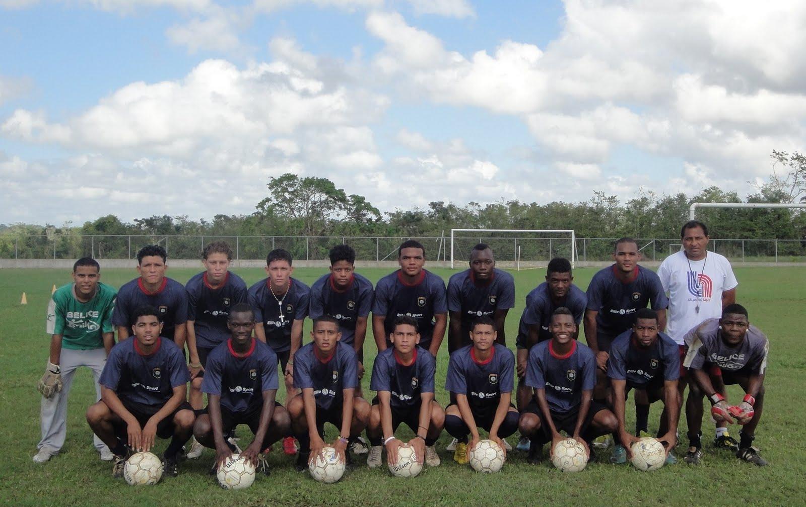 Belize national under-20 football team