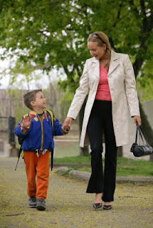 NAMC montessori school year separation anxiety tips for teachers parents