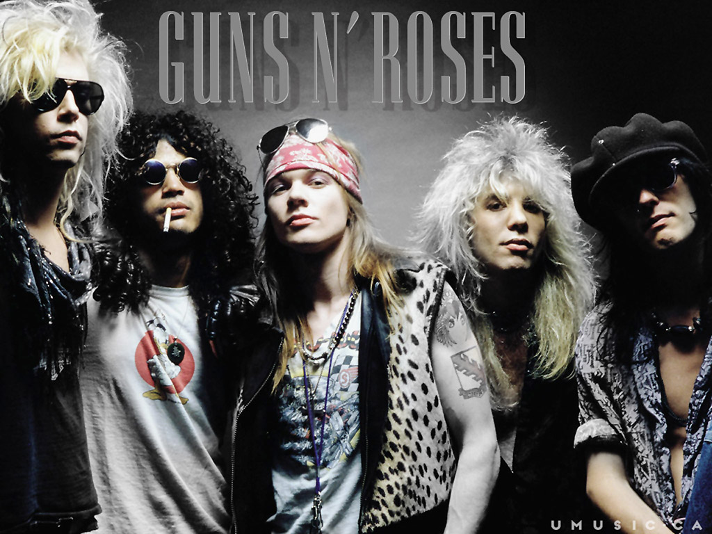 Guns N' Roses: Guns N' Roses Everything GN'R related, including discussions about present members. Posts in Topics Last post on Today at AM in Re: Inside Guns N' Roses by allwaystired: GNN - GN'R News Network.