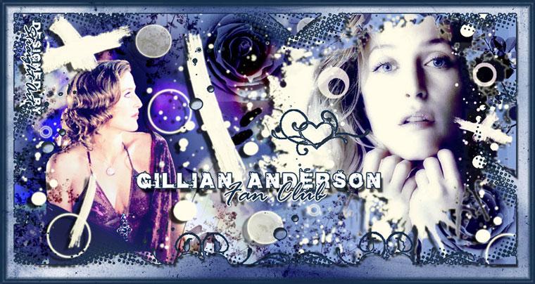 Gillian Anderson Fan Club