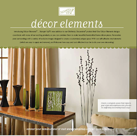 Decor Elements- New to SU
