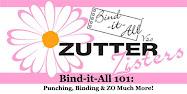 BIA 101: Punching & Binding and ZO Much More!