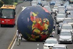 Há quem brinque com o nosso planeta...Não faça o mesmo!!