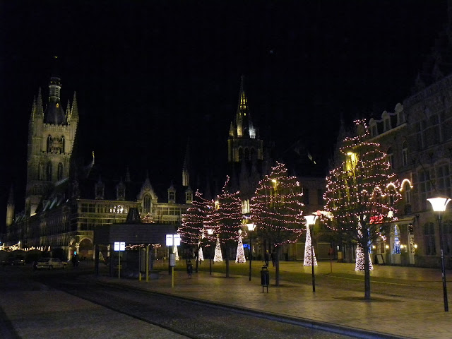 Ieper Yper Cloth Hall Lakenhalle Demuinck Pardon