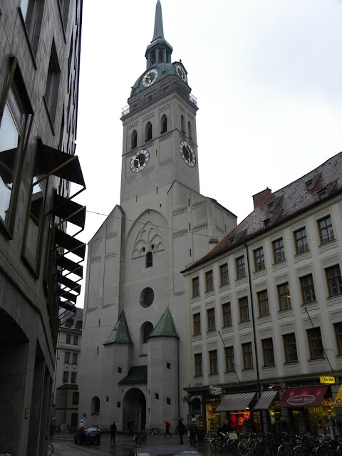 St Peters church Munich