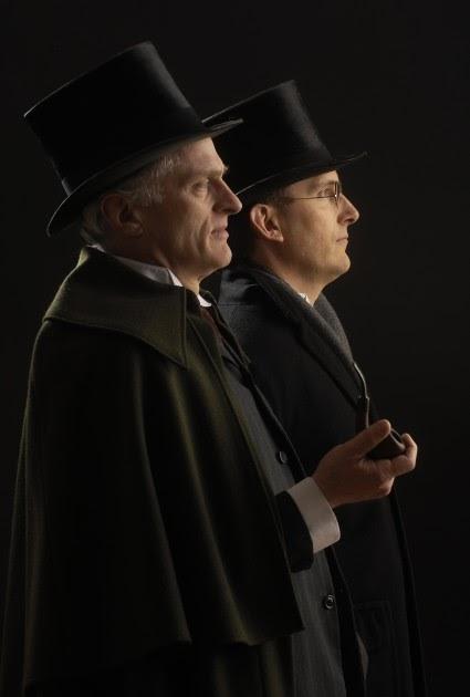 Episode 10 The Secret Of Sherlock Holmes I Hear Of
