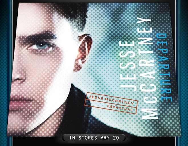 Jesse-McCartney | Your #1 Resouce For Jesse McCartney | Departure Out In May!