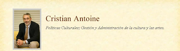 CRISTIAN ANTOINE Blog