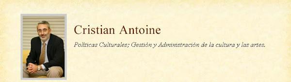 BLOG DE CRISTIAN ANTOINE