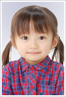 Lolita: 日本小童星--名波海紅