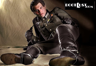 Bootlust Nazi officers hotel